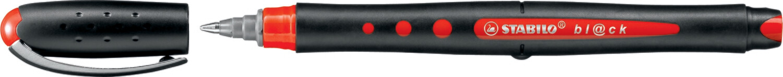 Pen, Rollerball, Bl@Ck Red, 0.5 Mm, Single