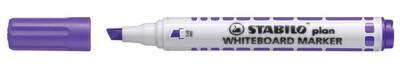 Marker, Whiteboard, Chisel, Plan Purple, Single