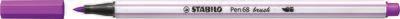 Pen, 68 Brush  Lilac, Single