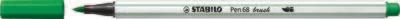 Pen, 68 Brush Emerald Green, Single