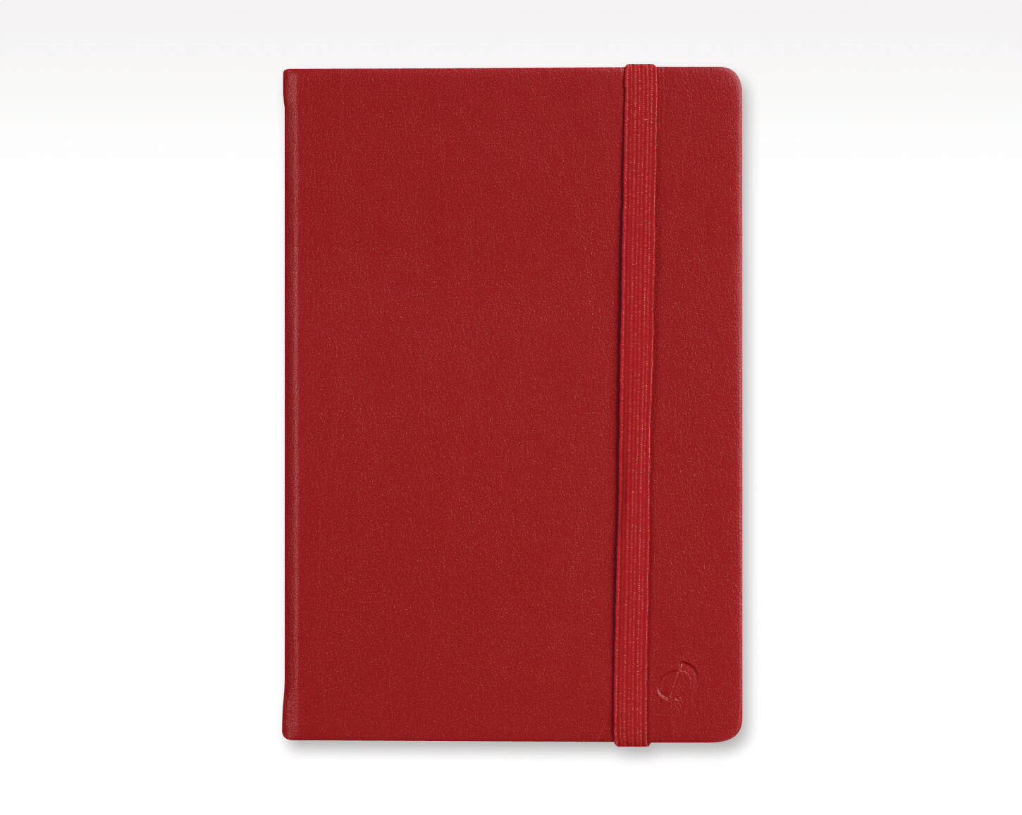 """Notebook, Lined, Habana Red, 6.25"""" x 9.5"""""""