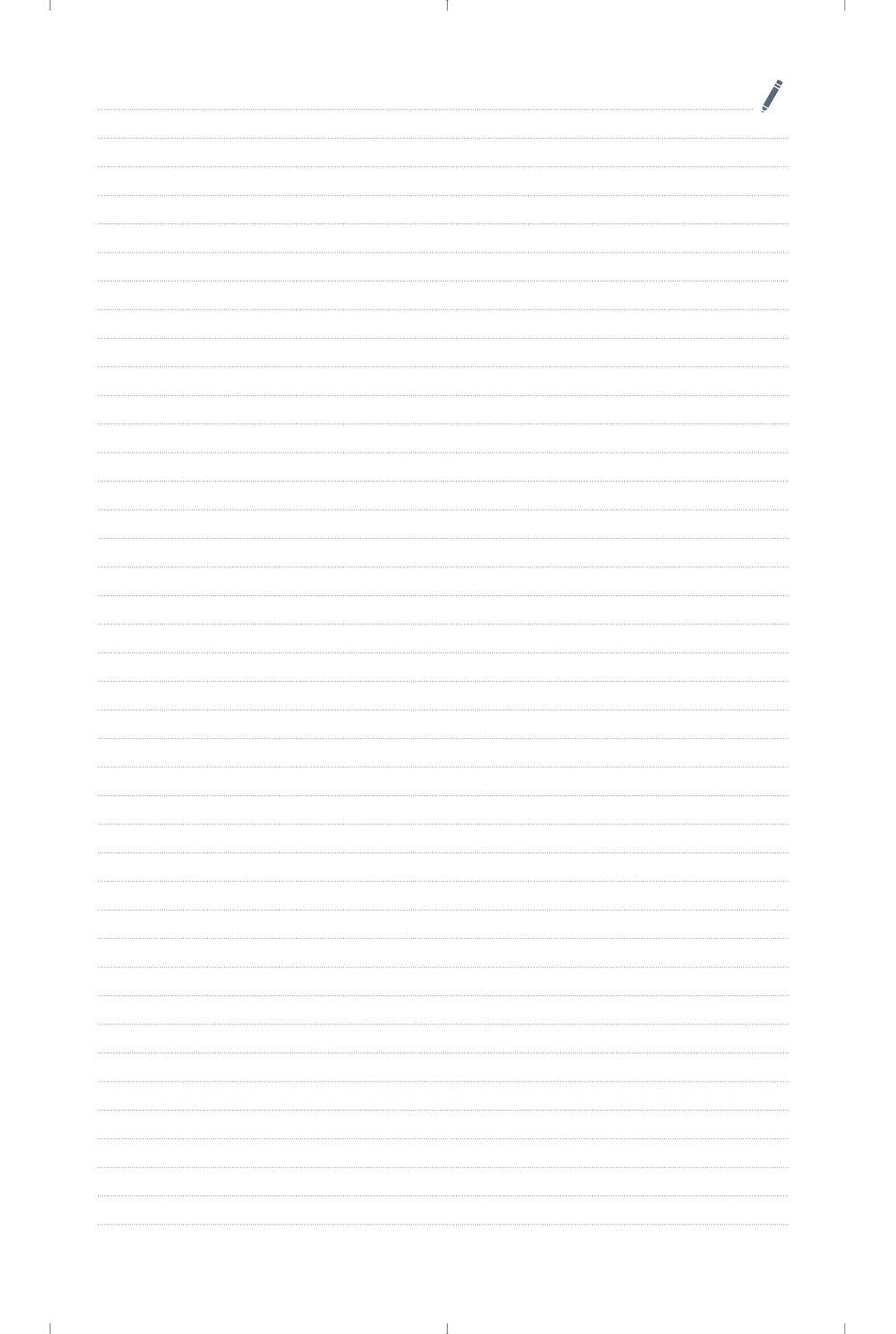 """Notebook, Lined, Refillable 6.25"""" x 9.5"""", Plastic Cover"""
