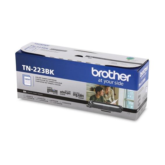 Brother Toner TN223Bk Black