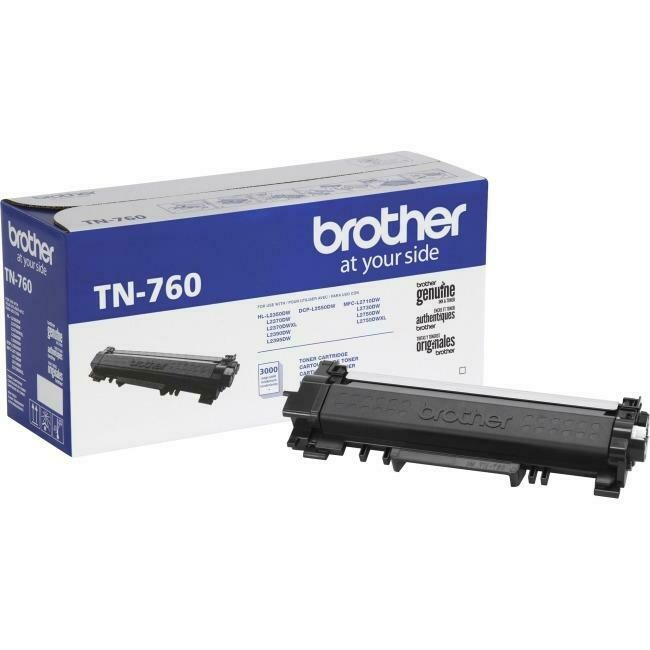 Brother Toner TN760 Black