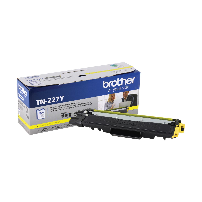 Brother Toner TN227Y Yellow