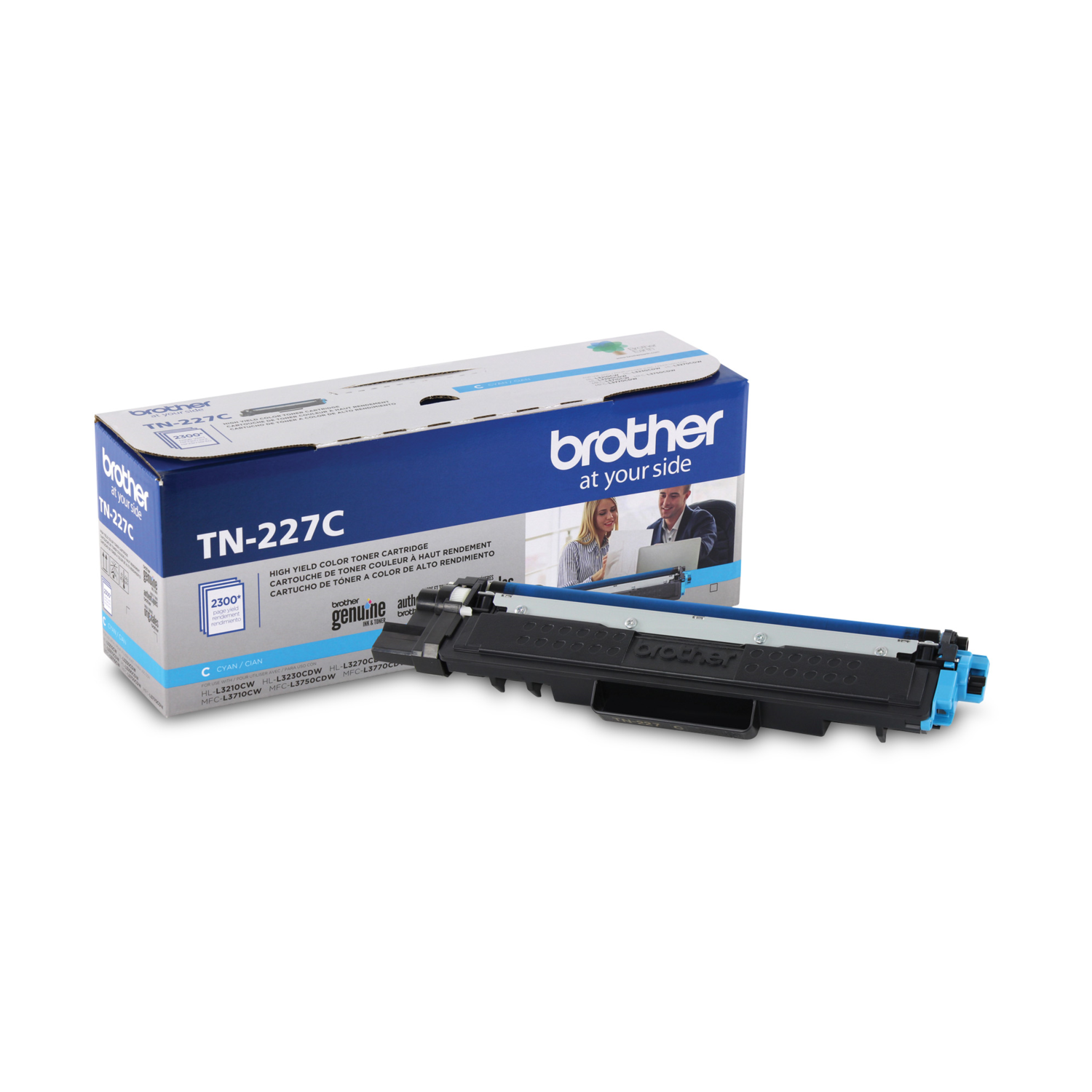 Brother Toner TN227C Cyan