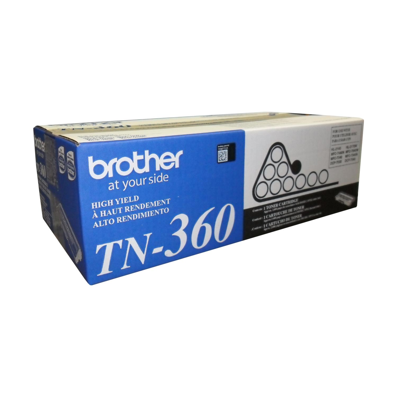 Brother Toner TN360 Black