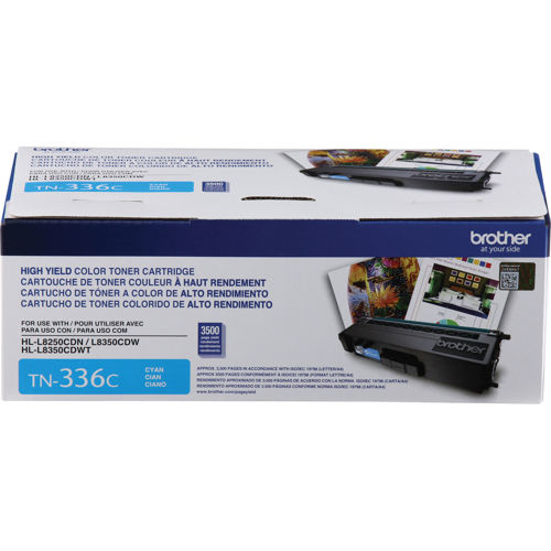 Brother Toner TN336C Cyan