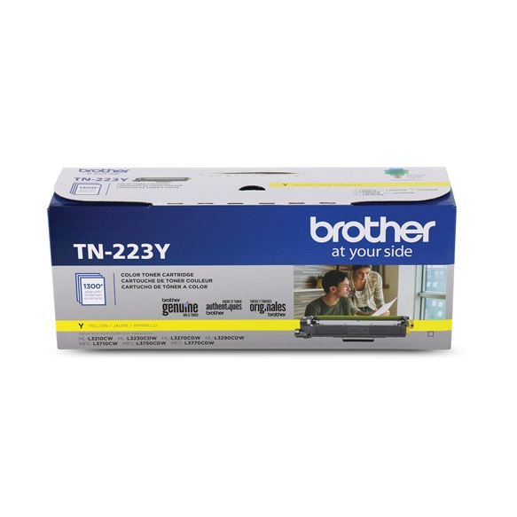 Brother Toner TN223Y Yellow
