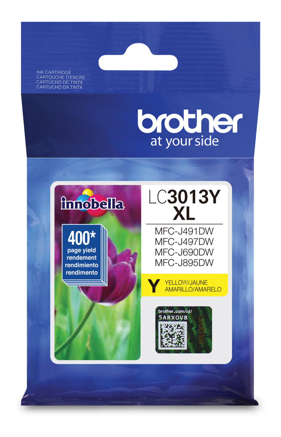 Brother Ink Lc3013Y Xl Yellow