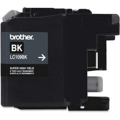 Brother Ink Lc109Bks Black