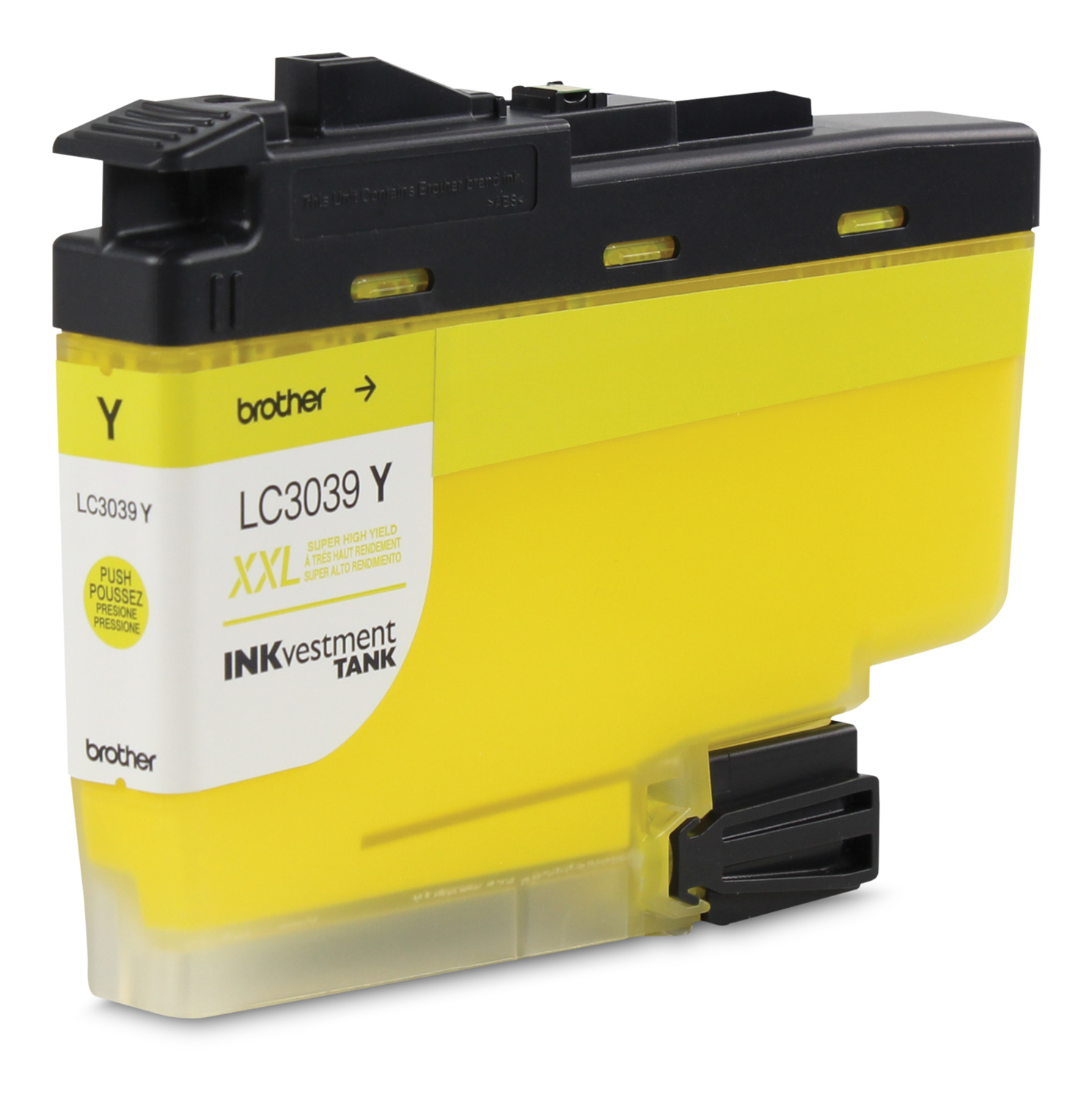 Brother Ink Lc3039Y Xxl Yellow