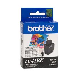 Brother Ink Lc41Bk Black