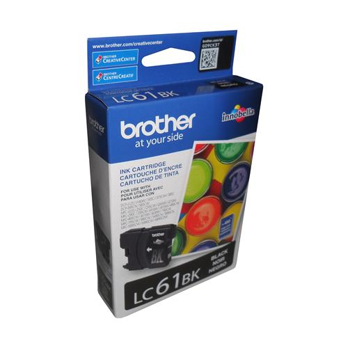 Brother Ink Lc61Bk Black