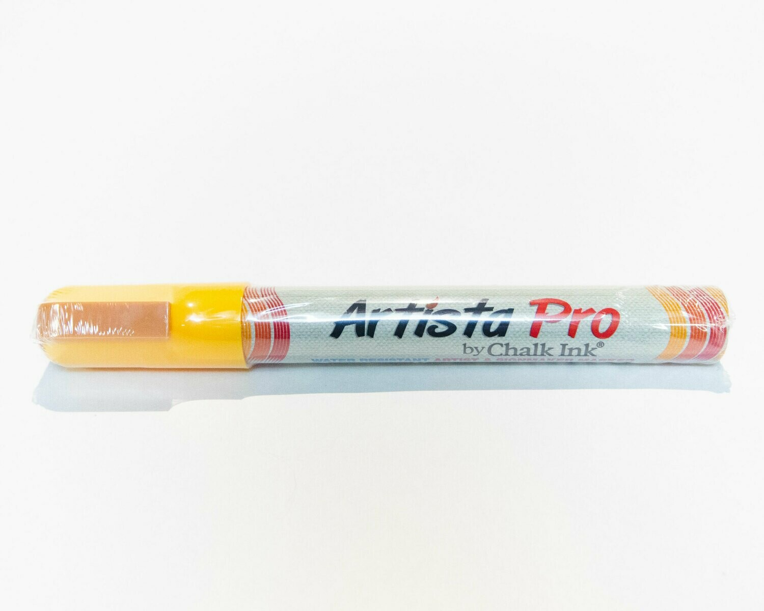 Marker Artistapro Chalk Smiley Face Yellow  6Mm
