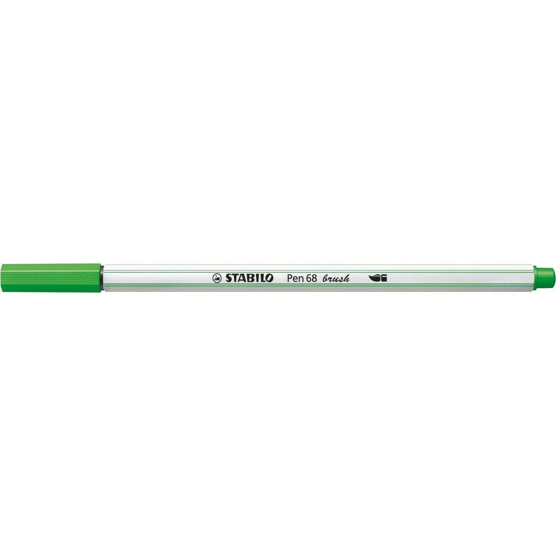 Pen, 68 Brush Light Green, Single