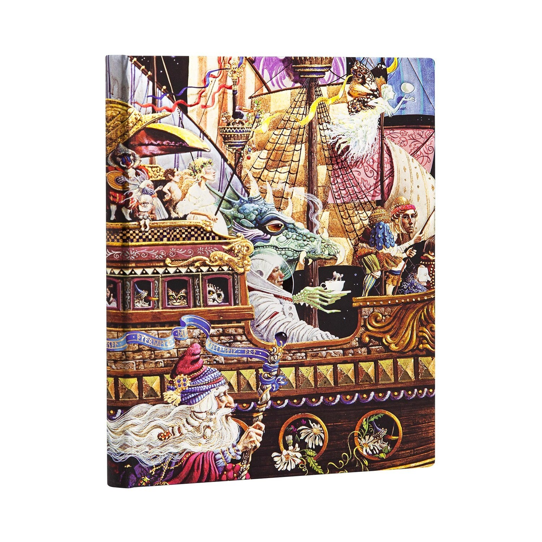 Journal, Unlined, Ultra Hardcover Maiden Voyage - Fantastic Voyage