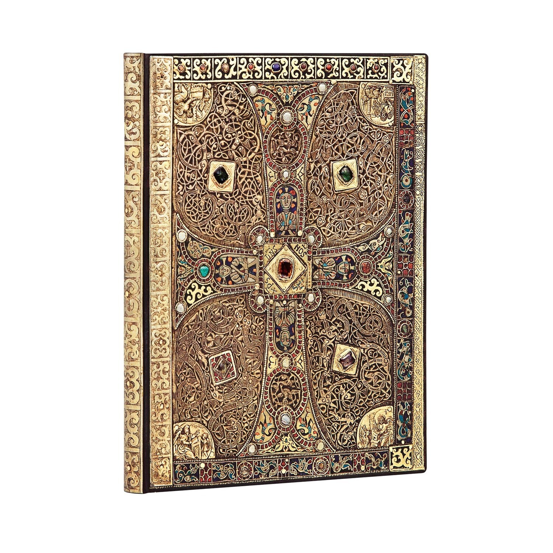 Journal, Unlined, Midi Flexis Lindau - Lindau Gospels