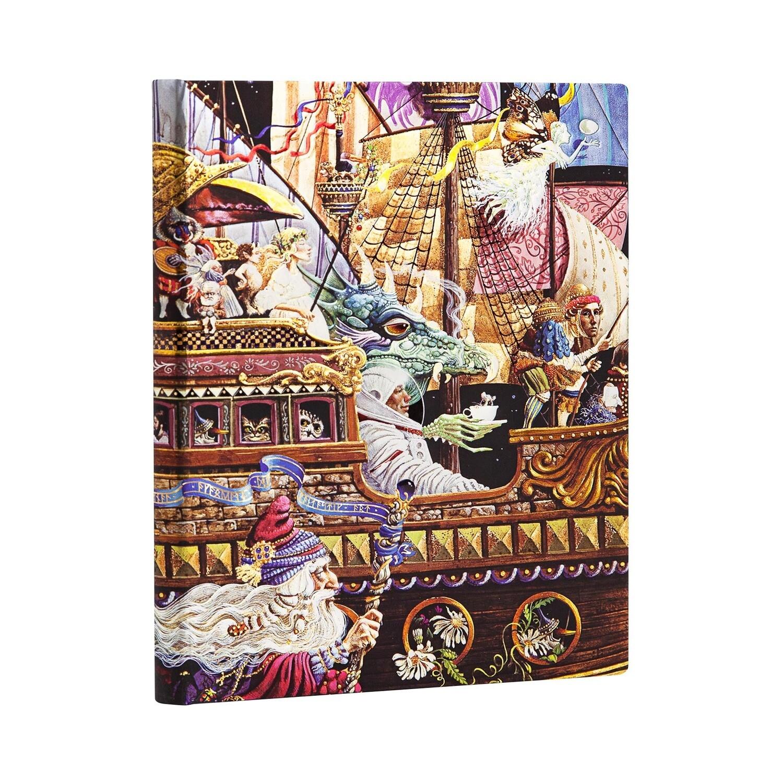 Journal, Lined, Ultra Hardcover Maiden Voyage - Fantastic Voyage