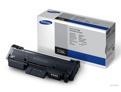 Samsung Toner Mlt-D116L/Xaa Black