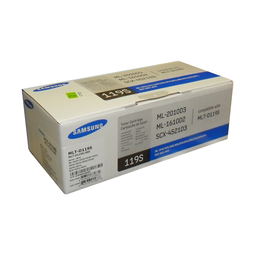 Samsung Toner Mlt-D119S Black