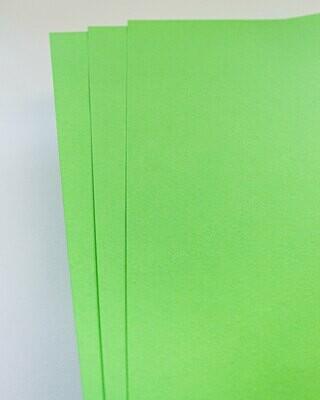 Cardstock, Maya, 54Lb Moss Green, A4, Single