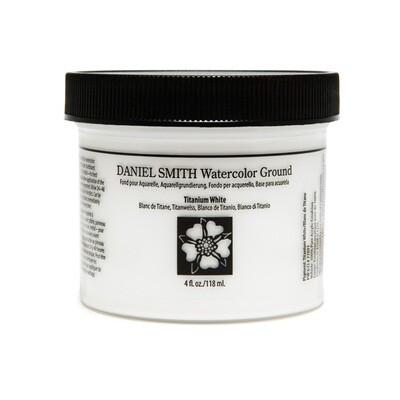 Ground Watercolour Titanium White 4oz/118ml Daniel Smith