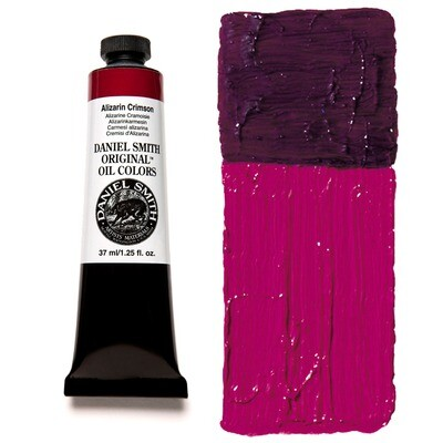 Paint Oil Alizarin Crimson, 37ml/1.25oz Daniel Smith Series 2