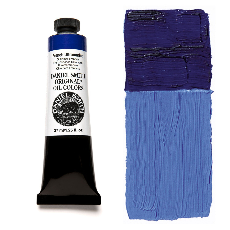 Paint Oil French Ultramarine, 37ml/1.25oz Daniel Smith Series 2