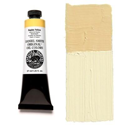 Paint Oil Naples Yellow, 37ml/1.25oz Daniel Smith Series 1