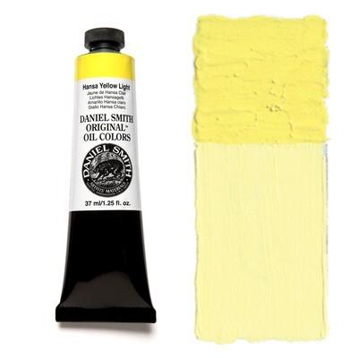 Paint Oil Hansa Yellow Light, 37ml/1.25oz Daniel Smith Series 2