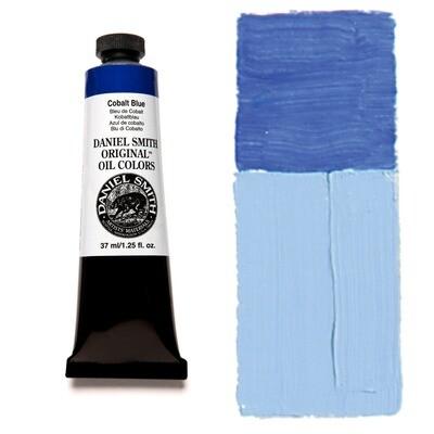 Paint Oil Cobalt Blue, 37ml/1.25oz Daniel Smith Series 4