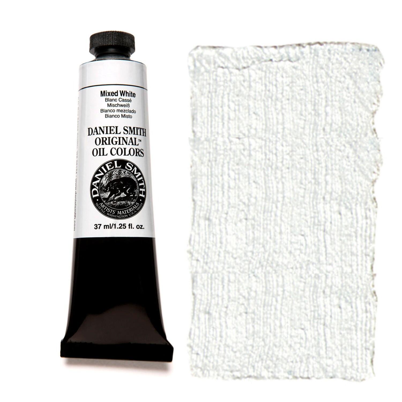 Paint Oil Mixed White, 37ml/1.25oz Daniel Smith Series 1
