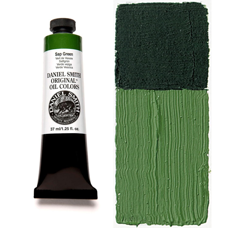 Paint Oil Sap Green, 37ml/1.25oz Daniel Smith Series 3
