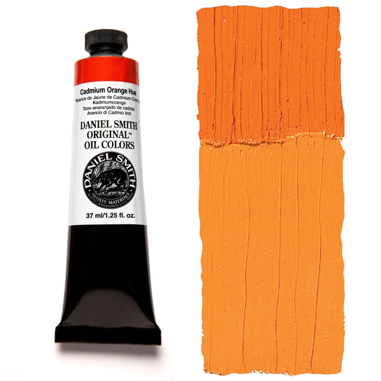 Paint Oil Cadmium Orange Hue, 37ml/1.25oz Daniel Smith Series 5