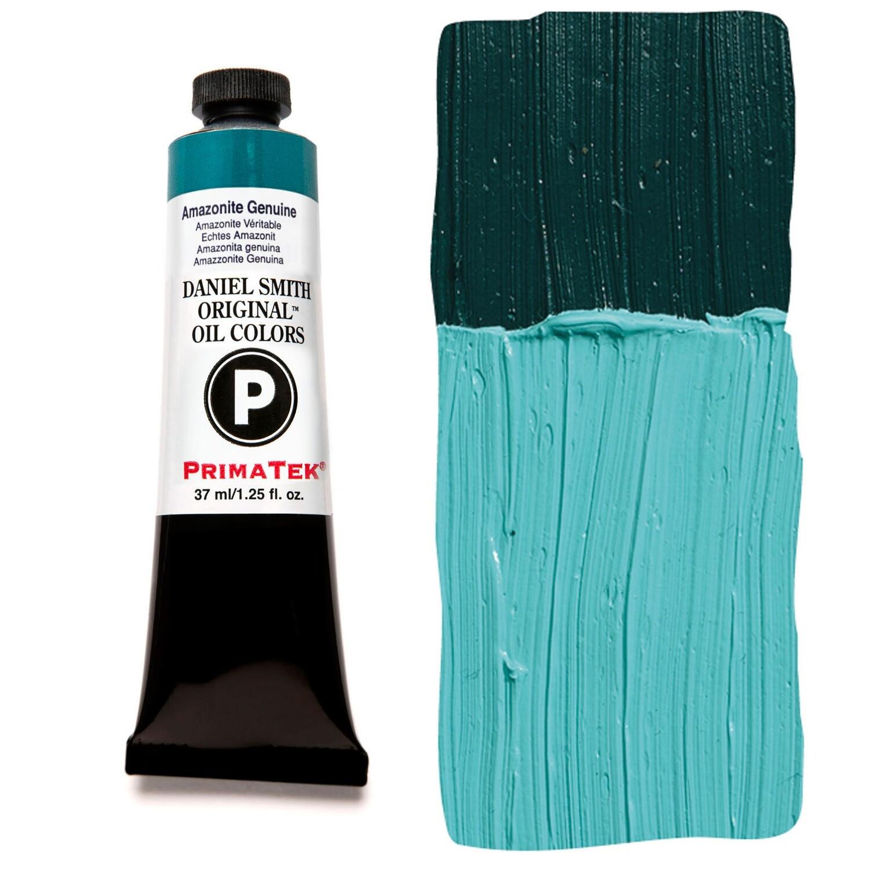 Paint Oil Amazonite Genuine, 37ml/1.25oz Daniel Smith Series 5