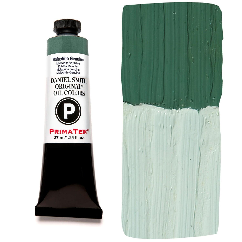 Paint Oil Malachite Genuine, 37ml/1.25oz Daniel Smith Series 5