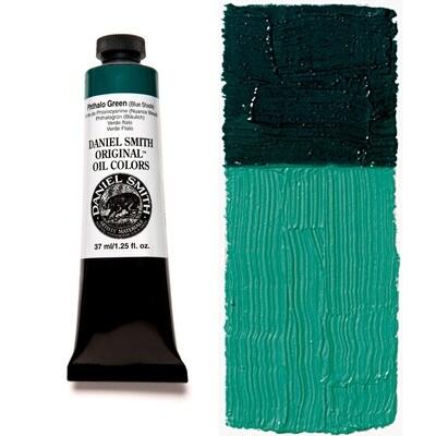Paint Oil Phthalo Green (Blue Shade), 37ml/1.25oz Daniel Smith Series 2