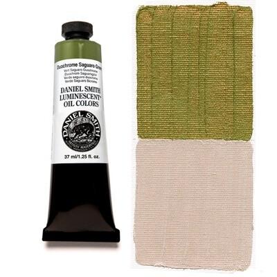 Paint Oil Duochrome Saguaro Green, 37ml/1.25oz Daniel Smith Series 3