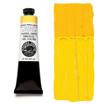 Paint Oil Cadmium Yellow Light Hue, 37ml/1.25oz Daniel Smith Series 6
