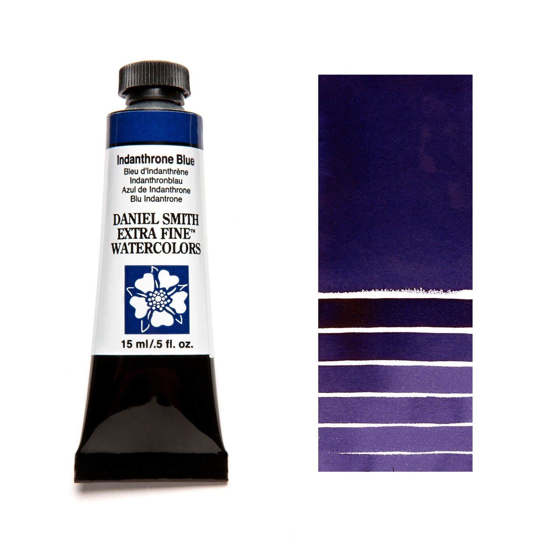 Paint Watercolour Indanthrone Blue, 15ml Daniel Smith Series 2