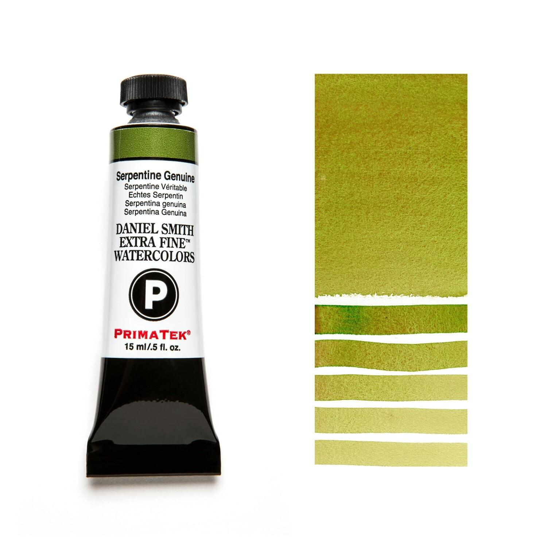 Paint Watercolour Primatek Serpentine Genuine, 15ml Daniel Smith Series 4