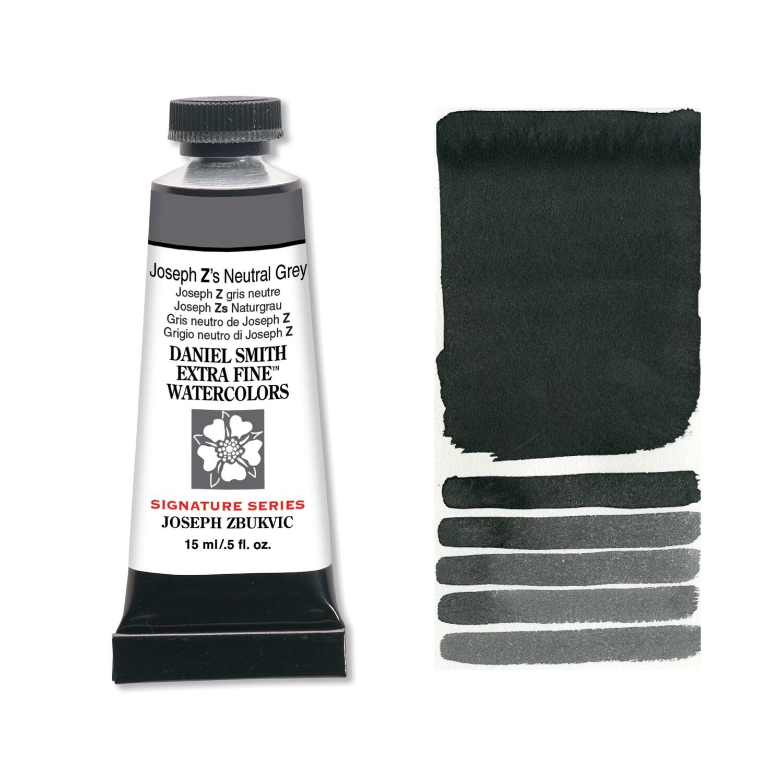 Paint Watercolour Joseph Z's Neutral Grey, 15ml Daniel Smith Series 2