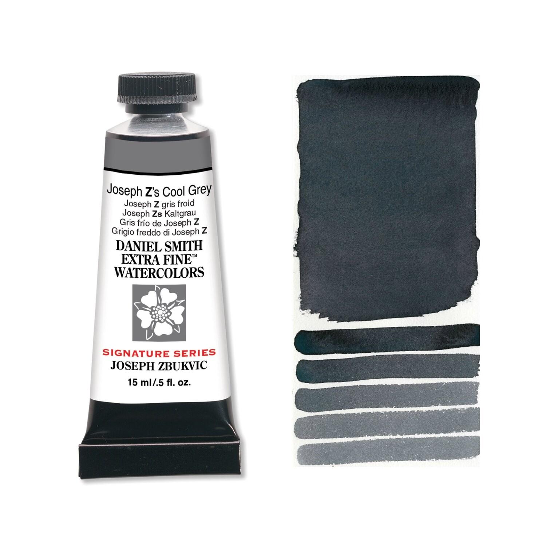 Paint Watercolour Joseph Z's Cool Grey, 15ml Daniel Smith Series 2