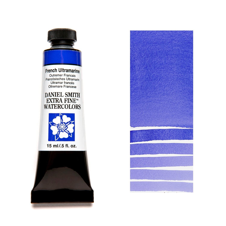 Paint Watercolour French Ultramarine, 15ml Daniel Smith Series 2