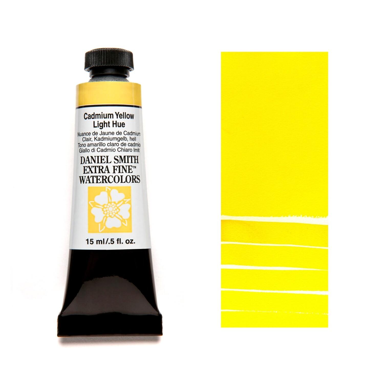 Paint Watercolour Cadmium Yellow Light Hue, 15ml Daniel Smith Series 3