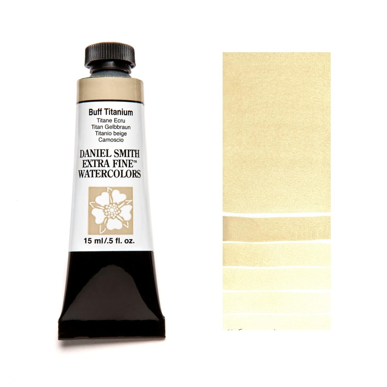 Paint Watercolour Buff Titanium, 15ml Daniel Smith Series 1