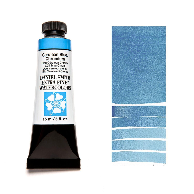 Paint Watercolour Cerulean Blue Chromium, 15ml Daniel Smith Series 2