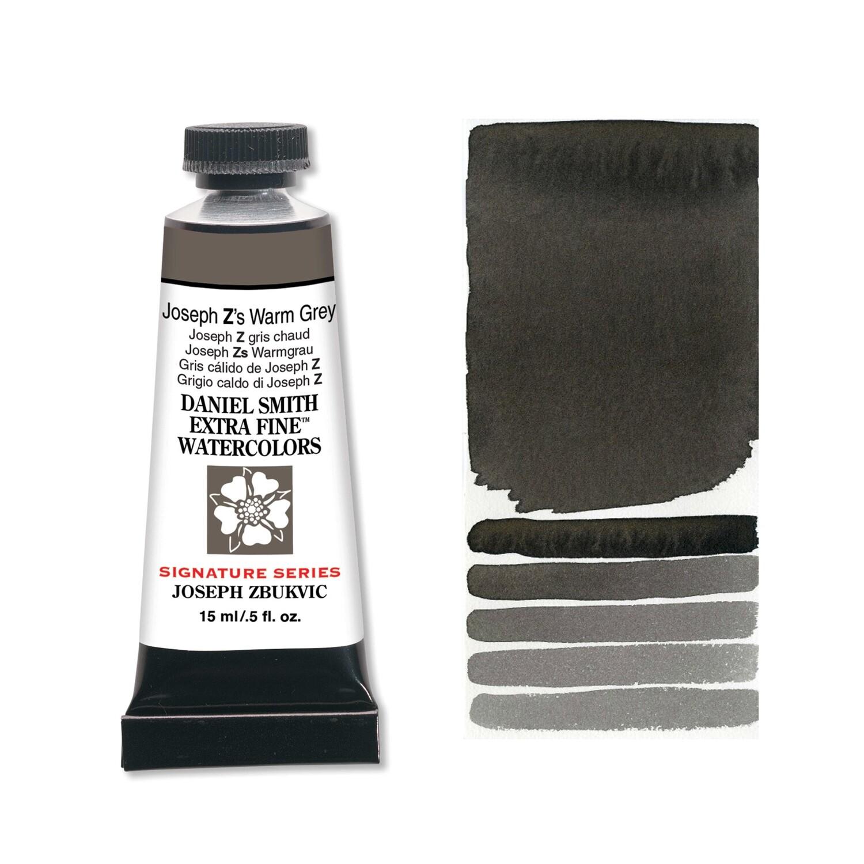 Paint Watercolour Joseph Z's Warm Grey, 15ml Daniel Smith Series 2