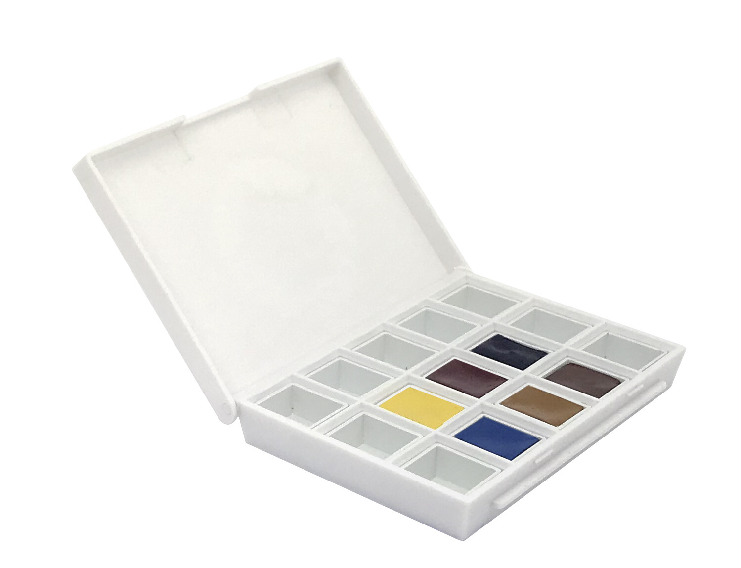 Paint Watercolour, Sketcher Half Pan Set, 6 Colours Daniel Smith